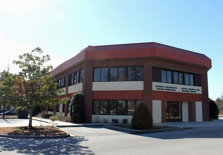 Fuquay Coworking at Fuquay Plaza Business Center in Fuquay-Varina, NC