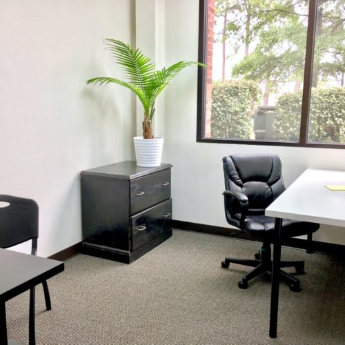 Fuquay Coworking Dedicated Office
