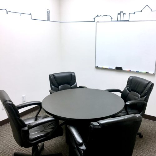 Fuquay-Coworking-Small-Conference-Room