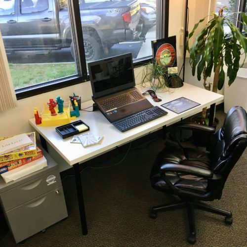 Fuquay Coworking Dedicated Desk